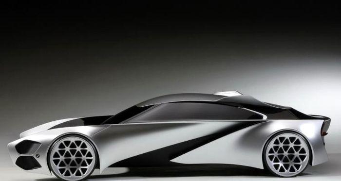 Концепт кар BMW GT