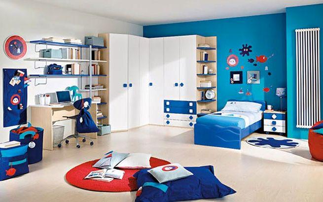 Дизайн детской комнаты – внимание к деталям