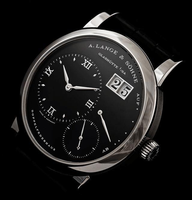Чрезвычайно редкая модель часов Lange 1
