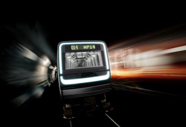 MP14 — Будущее парижского метро