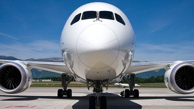 Boeing BBJ 787-8 Dreamliner
