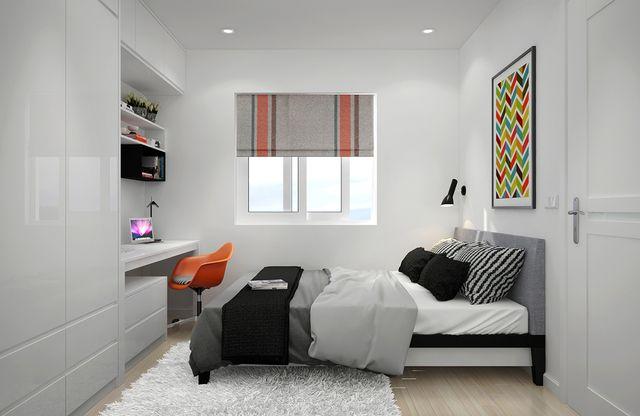 Идеи дизайна для маленькой спальной комнаты