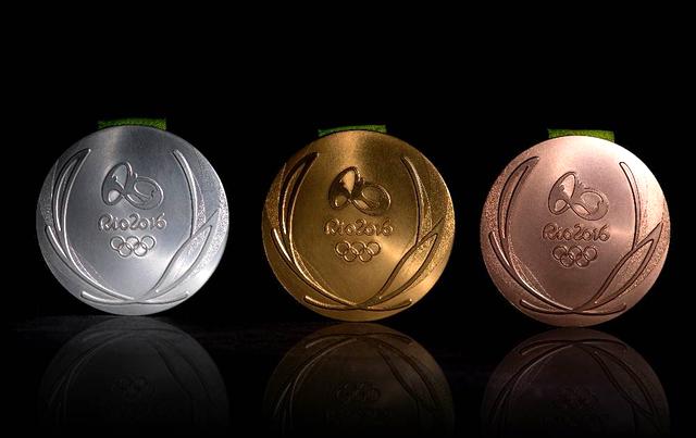 Медали Летних Олимпийских игр Рио-2016