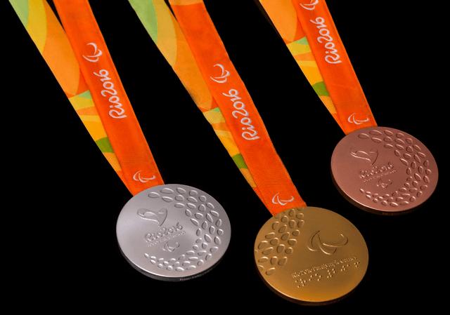 Паралимпийские медали Рио-2016