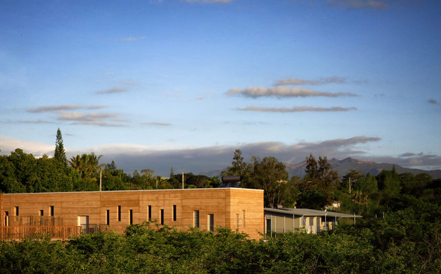 Средняя школа Пуамбу
