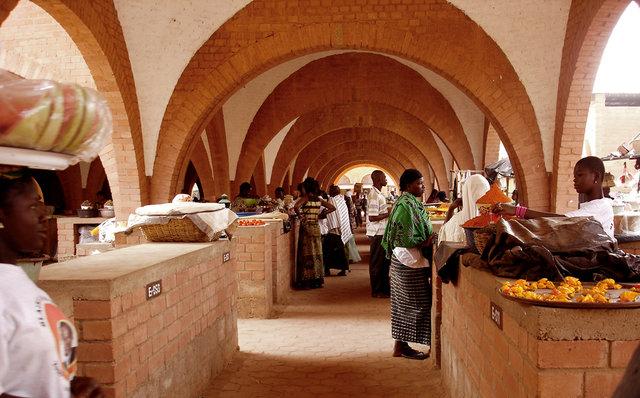 Koudougou Market
