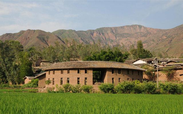 Восстановление деревни