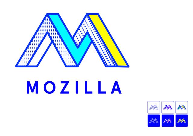 Mozilla логотип The Impossible M