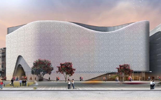 Новозеландский музей кино Питера Джексона откроется в Веллингтоне в 2018 году