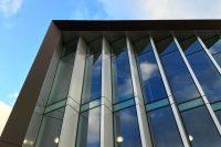 Остекление главного фасада