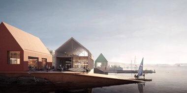 Яхт-клуб и кафе