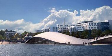 Океанариум в Осло